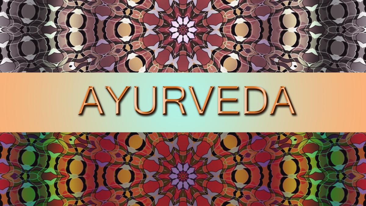 Energy Work And Ayurveda